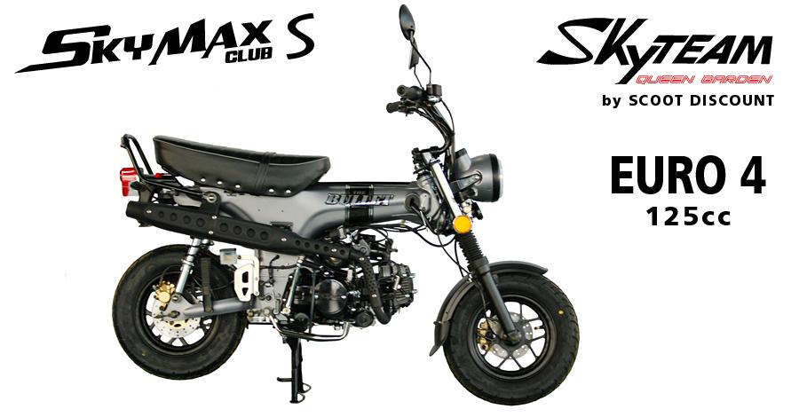 dax Skyteam Skymax Bullet 125 E4