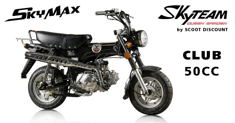 Dax Skyteam Skymax Club 50 cc