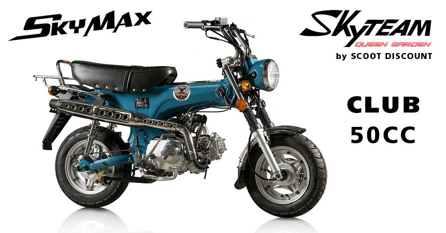 Dax Skyteam Skymax Club 50 cc