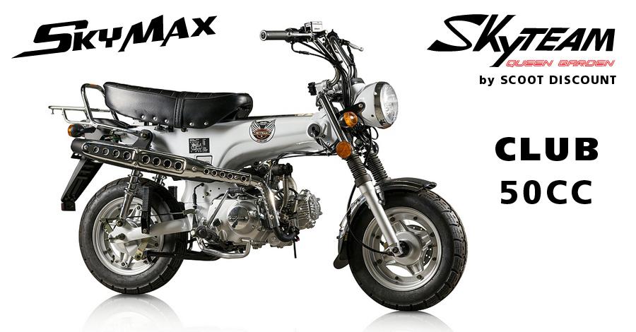 dax skyteam skymax club scoot discount. Black Bedroom Furniture Sets. Home Design Ideas