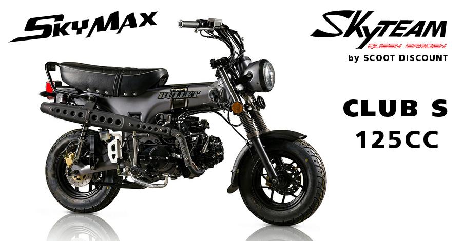 Dax Skyteam Skymax Club-S 125 cc