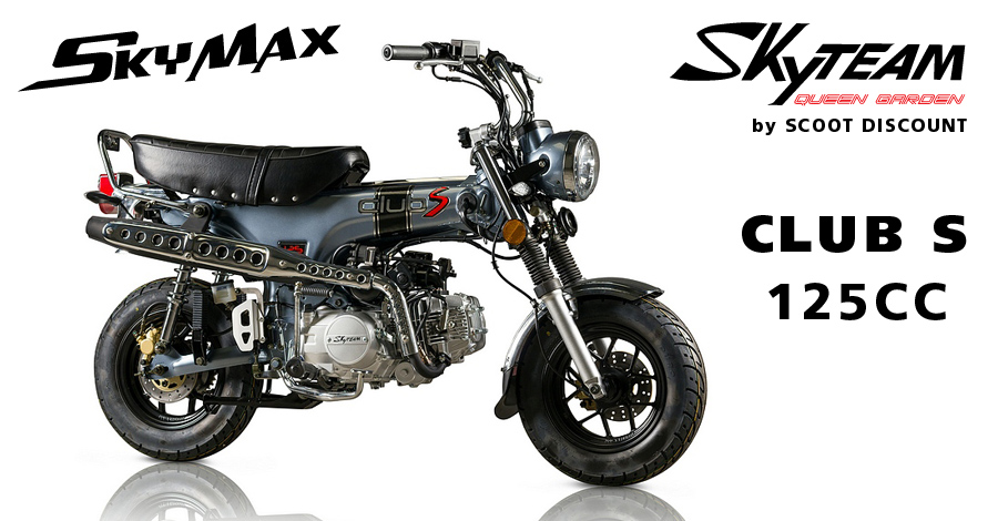 Dax Skyteam Skymax Club-S 125 cc