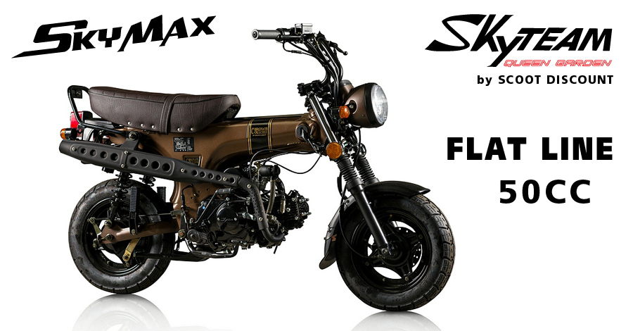 Dax Skyteam Skymax Flat-Line 50 cc