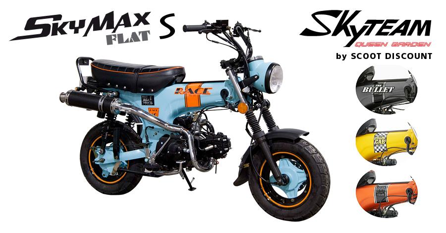 Dax Skyteam Skymax Flat S
