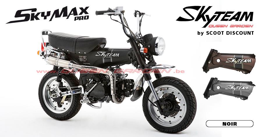 dax Skyteam Skymax Pro Flat