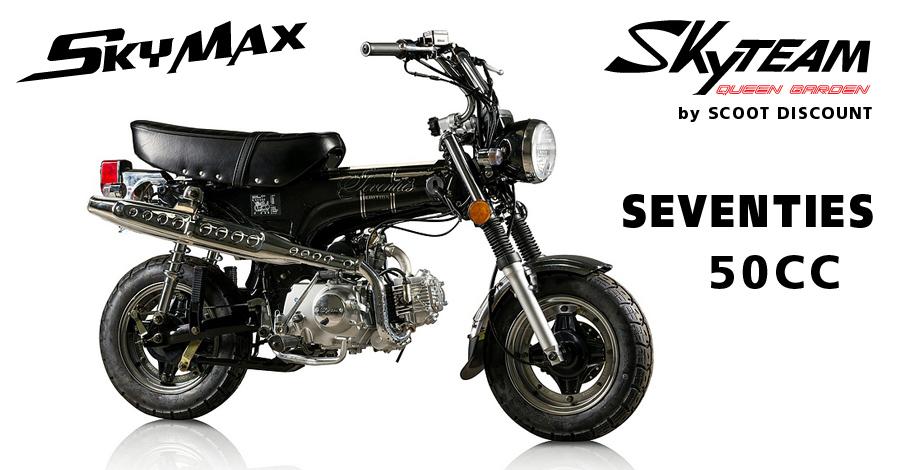 Dax Skyteam Skymax Seventies 50 cc