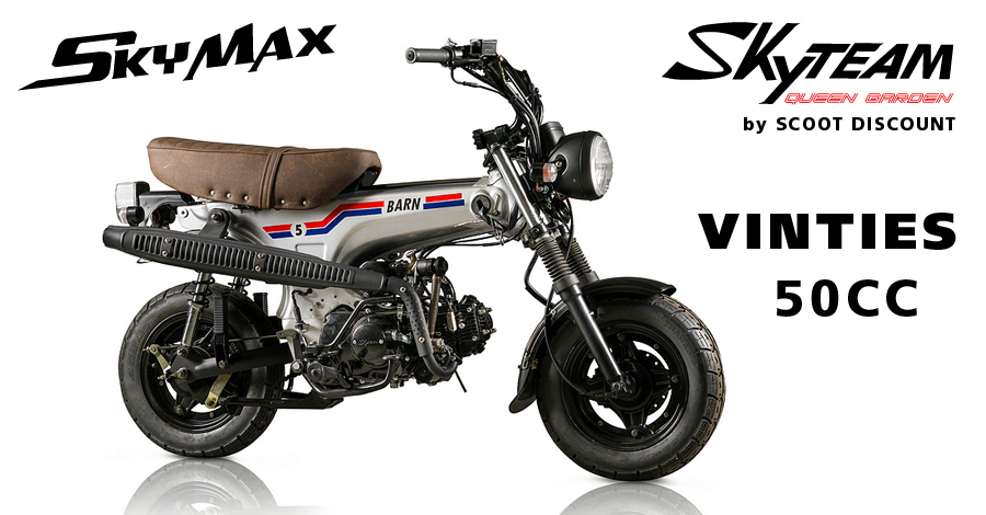 Dax Skyteam Skymax Vinties 50 cc