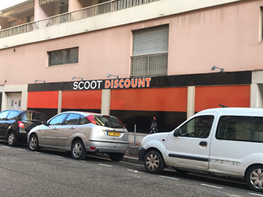 magasin scoot discount nice