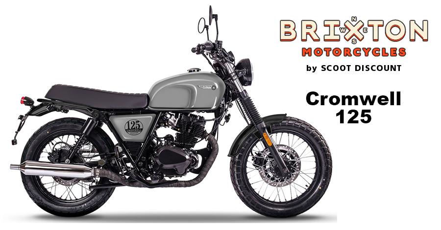 moto Brixton Cromwell 125