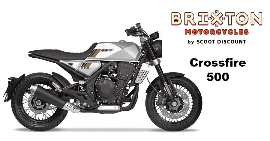 moto Brixton Crossfire 500