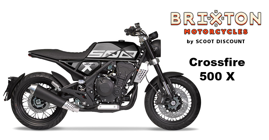 moto Brixton Crossfire 500 X