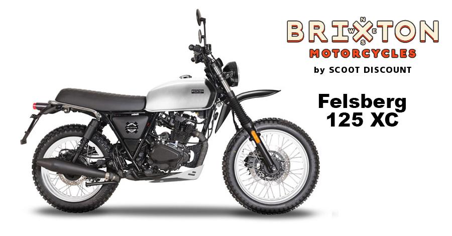 moto Brixton Felsberg 125 XC