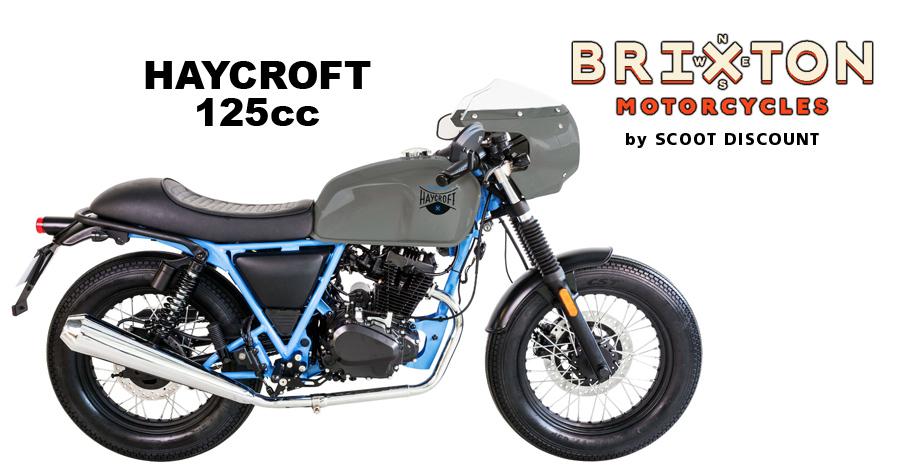 Moto Brixton BX 125 Haycroft