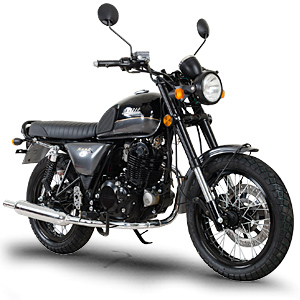 Moto Bullit Hunt S 250 cc