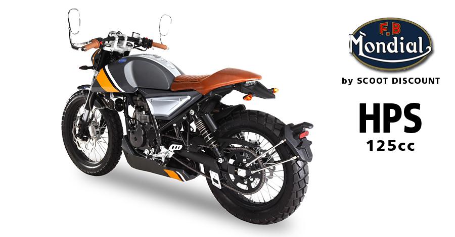 Moto FB Mondial HPS 125