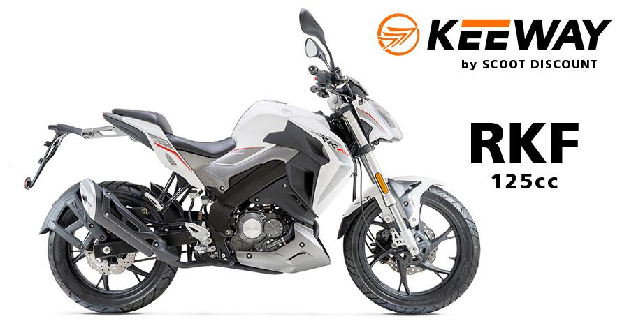 moto Keeway RKF 125cc