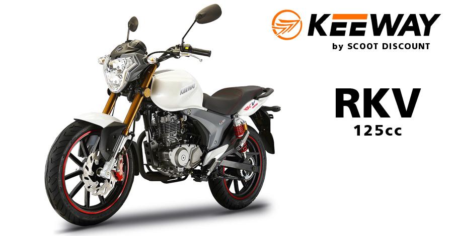 Moto Keeway RKV 125cc