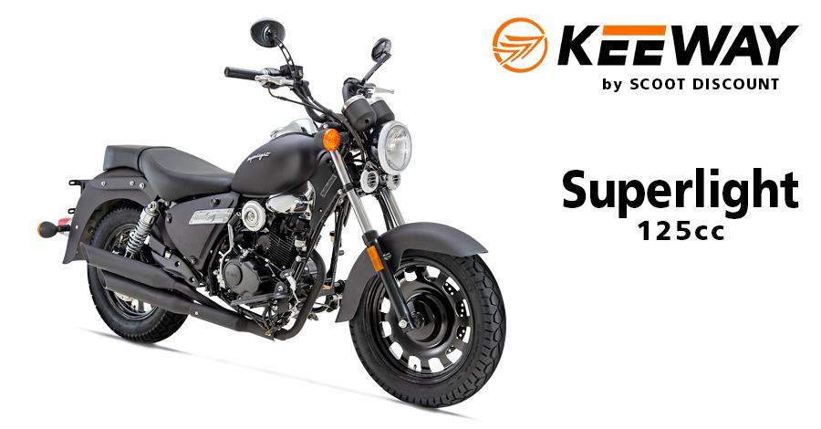 moto Keeway Superlight 125