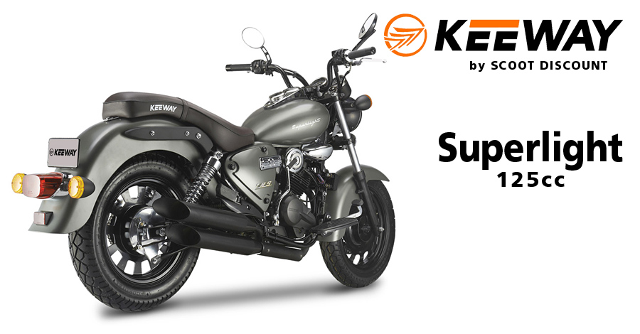 moto Keeway Superlight 125 CBS