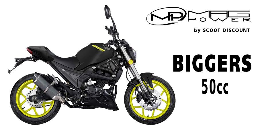 moto Magpower Biggers 50cc