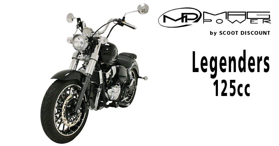 moto Mag Power Legenders 125cc