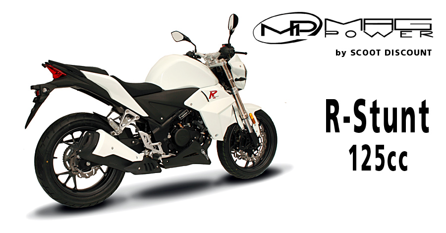 moto Mag Power R-Stunt 125cc