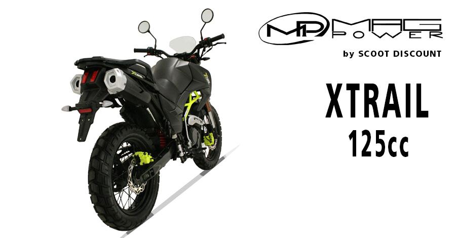 moto Mag Power XTrail 125cc