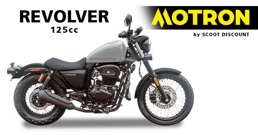 moto Motron REVOLVER 125