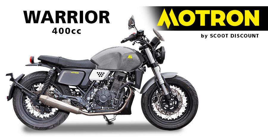 moto Motron WARRIOR 400