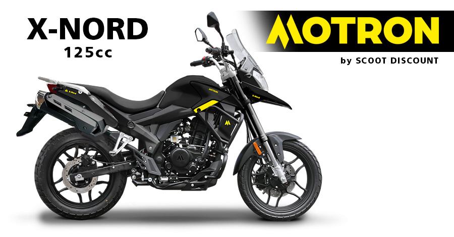 moto Motron X-NORD 125