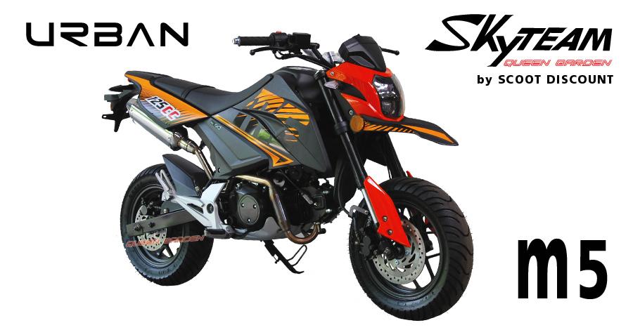 moto Skyteam Urban M5