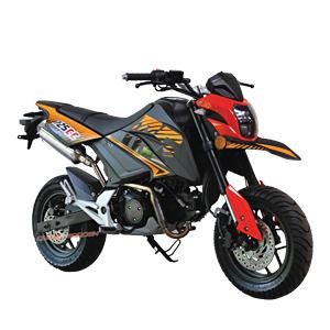 moto Motrac Urban M5
