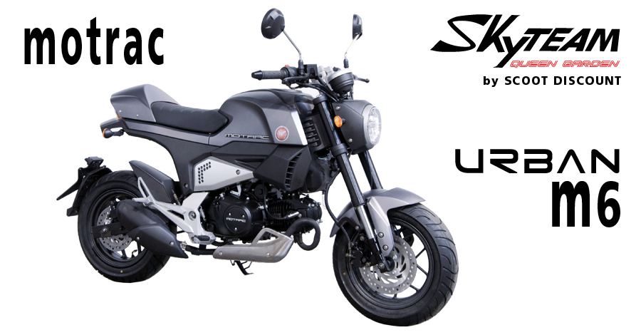 moto Skyteam Urban M6