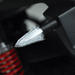 Neco 50 GPX - détail clignotants leds