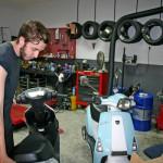 L'atelier mécanique pour vous servir