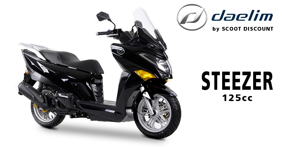 scooter Daelim STEEZER 125cc