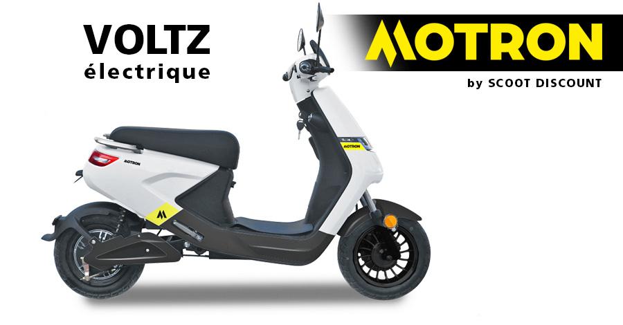 scooter électrique Motron VOLTZ