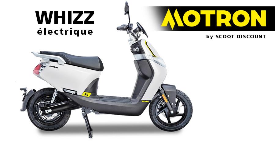 scooter électrique Motron WHIZZ