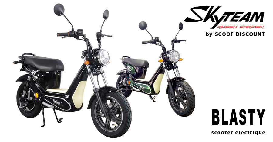 scooter électrique Skyteam Blasty