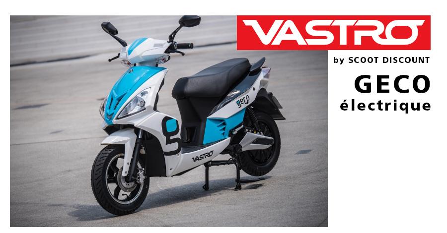 scooter électrique VASTRO Geco