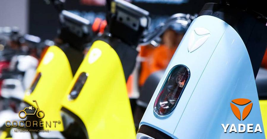 Scooter électrique YADEA