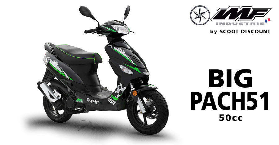 scooter IMF Big PACH 51