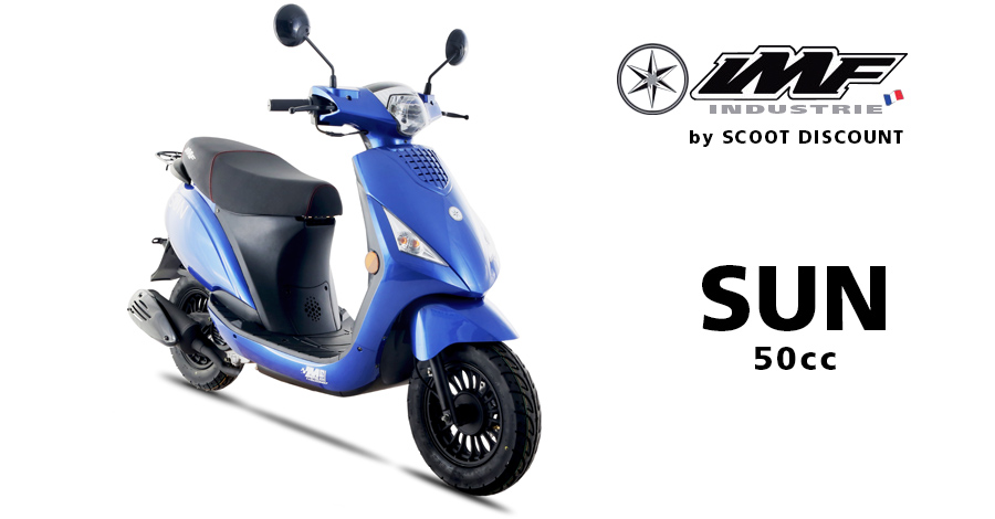 scooter IMF Industrie Sun 50cc
