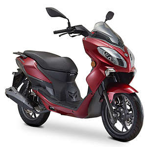 scooter Keeway City Blade 125cc