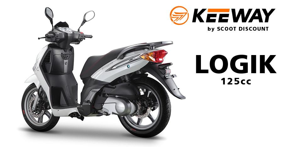 scooter Keeway Logik 125cc