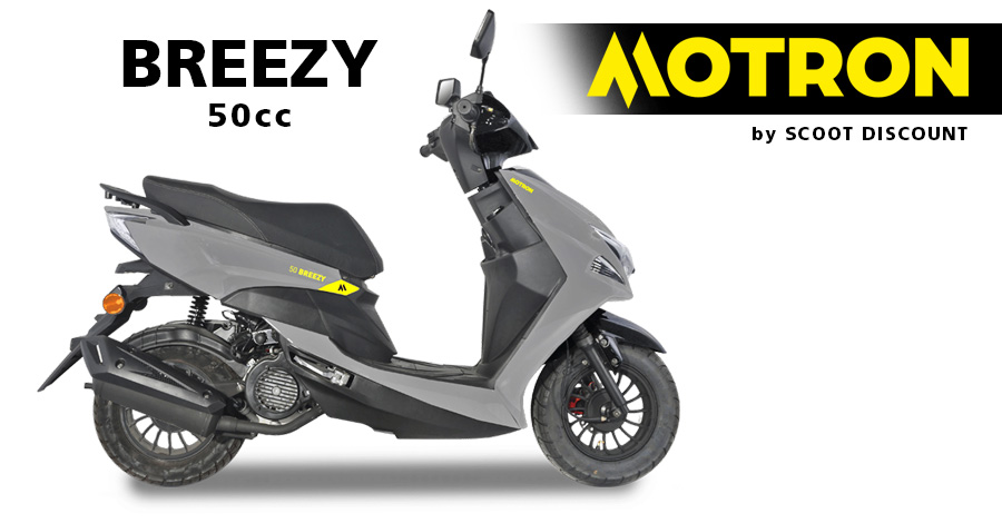 scooter Motron BREEZY 50