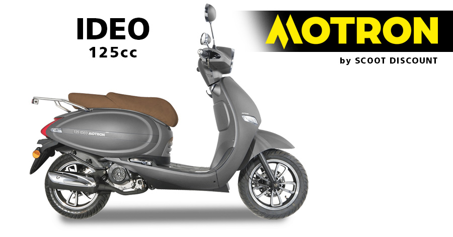 scooter Motron IDEO 125