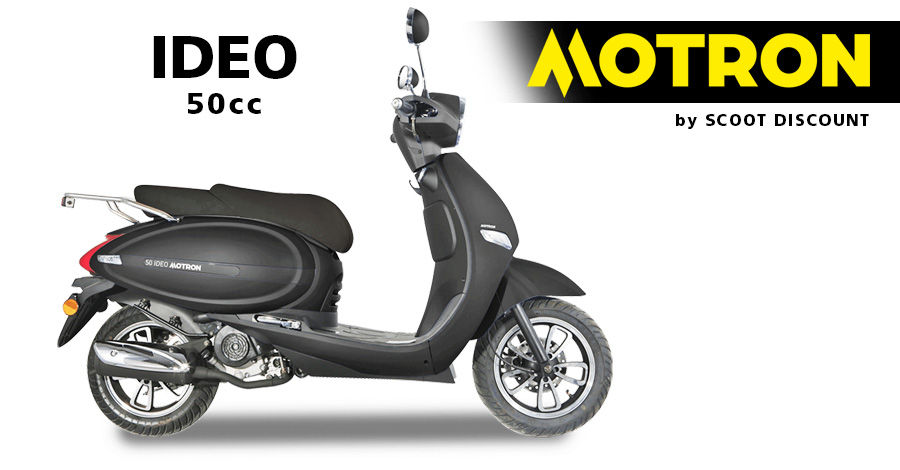 scooter Motron IDEO 50
