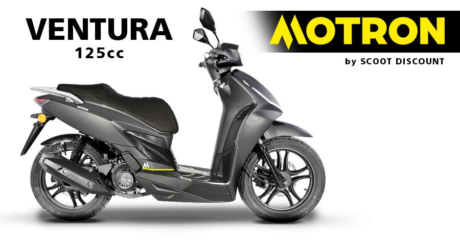 scooter Motron VENTURA  125