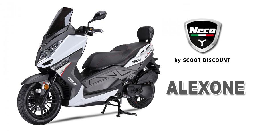 Scooter Neco Alexone 125 EFI